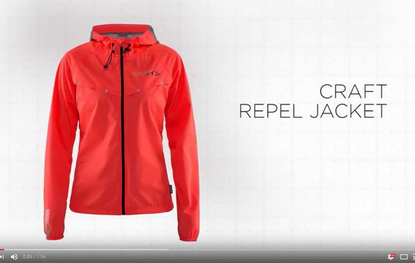 CRAFT REPEL JACKET ( TEST NCS )